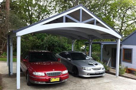 prefab carport